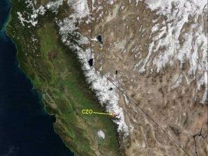 CZO Southern Sierra CZO snowline processes CZO Southern