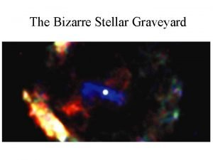 The Bizarre Stellar Graveyard The Mass of Stellar