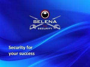Security for your success www selena 52 com