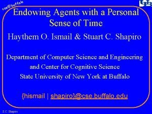 fa buf cse lo Endowing Agents with a