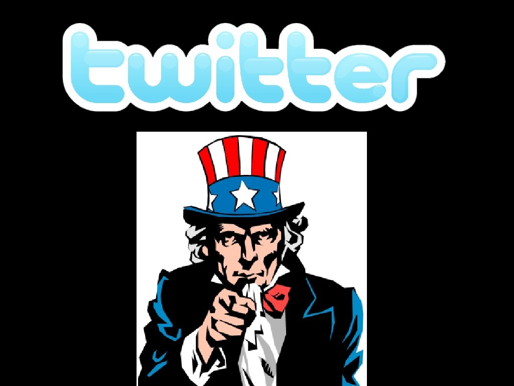 twitter politics The 2008 Election Twitter Stats Twitter