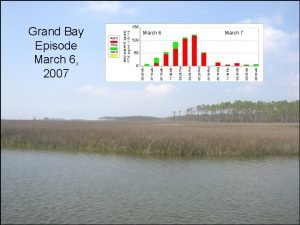 Grand Bay Episode March 6 2007 March 6