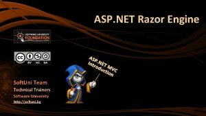 ASP NET Razor Engine ASP Int NET rod
