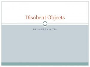 Disobent Objects BY LAUREN TIA Trench CoatWar Our