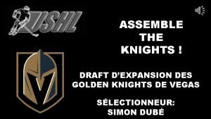 ASSEMBLE THE KNIGHTS DRAFT DEXPANSION DES GOLDEN KNIGHTS