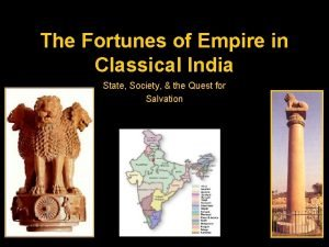 The Fortunes of Empire in Classical India State