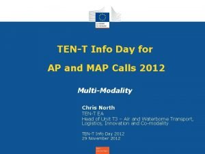 TENT Info Day for AP and MAP Calls