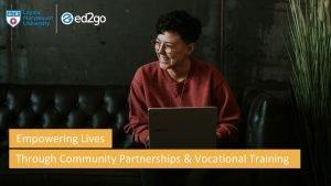 Empowering Lives Through Community Partnerships Vocational Training LMU