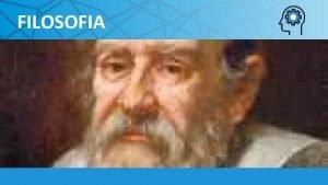 FILOSOFIA FILOSOFIA EXPERINCIA DO PENSAMENTO Slvio Gallo 1