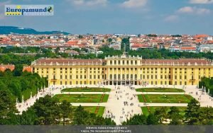 Eslovenia Croacia Chequia y Austria Vienna The monumental