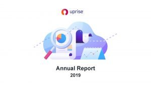 Annual Report 2019 Utilisation Companywide utilisation was nearly