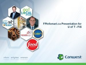 FPinfomart ca Presentation for U of T FIS