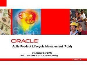 Agile Product Lifecycle Management PLM 25 September 2020