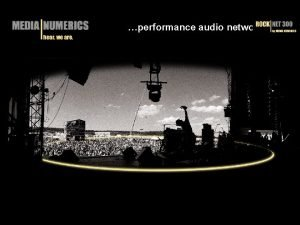 performance audio networks performance audio networks ABOUT Rock