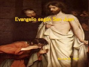 Evangelio segn San Juan 20 19 31 La