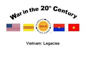 Vietnam Legacies EndOf Course Survey Course Instructor Opinion