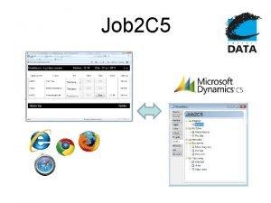 Job 2 C 5 Overordnet Registrering af tid