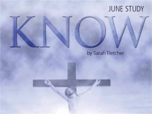 KNOW Salvation Through Grace HANDWRITING ON THE HEART