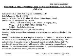 IEEE 802 15 12 0584 03 004 N