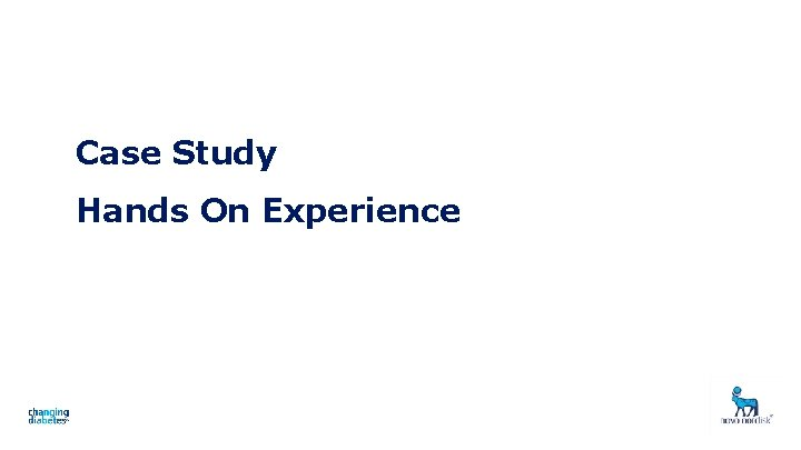 Case Study Hands On Experience Patient case study