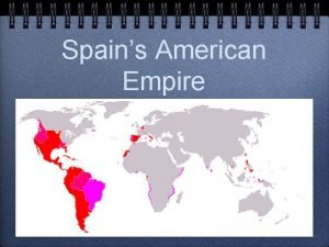 Spains American Empire I Ruling The Empire A