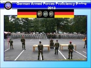 1 German Armed Forces Proficiency Badge 2013 2