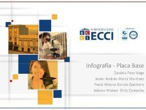 Infografa Placa Base Daniela Paez Vega Javier Andrs