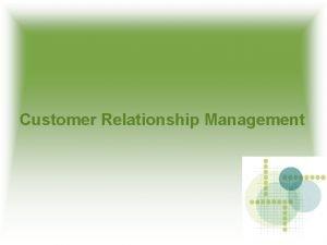Customer Relationship Management Content CRM Sugar CRM System