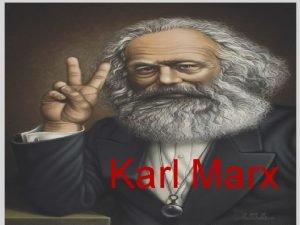 Karl Marx INFRAESTRUTURA Base fundamentos slidos e garantidos