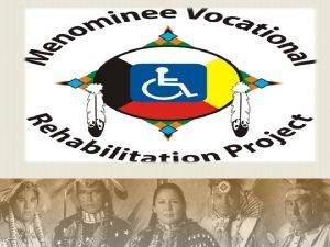 Where Tribal Vocational Rehabilitation falls under Rehabilitation Act