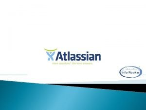 Sadraj Uvod Atlassian rjeenja Jira Agile Tempo Confluence
