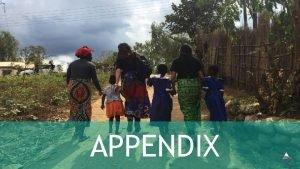APPENDIX CONTENTS DATA CULTURE 3 Traditions Language EMPATHY