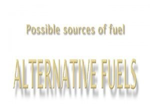 Reid Anderson P 4 Ethanol Methanol Electricity Ethanol