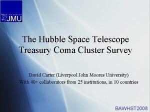 The Hubble Space Telescope Treasury Coma Cluster Survey