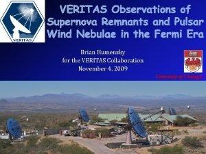 VERITAS Observations of Supernova Remnants and Pulsar Wind
