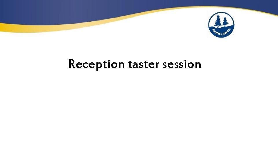 Reception taster session Phonics What is phonics Phonics
