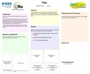 Title Authors names Affiliation Abstract Introduction Your text