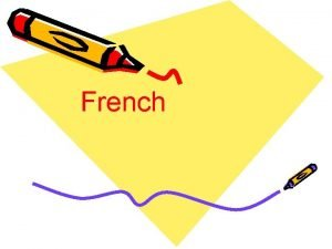 French French in the world French is a