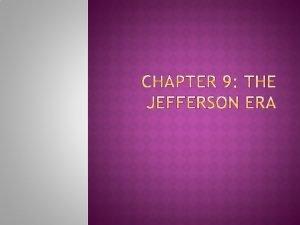 Election Adams of 1800 and Pickney v Jefferson