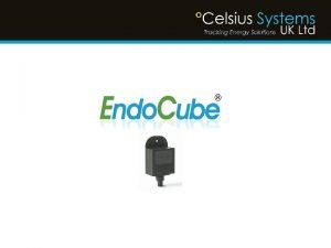 What is an Endo Cube A Product Invented