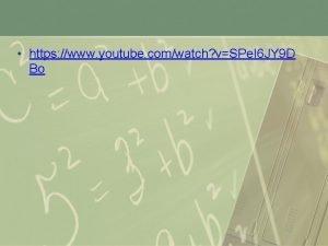 https www youtube comwatch vSPe I 6 JY