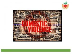 What is domestic violence The Government defines domestic