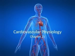 Cardiovascular Physiology Chapter 15 Cardiovascular System Functions Transports