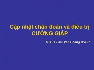 Cp nht chn on v iu tr CNG
