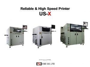 USX Printer Specification High speed Reliable USX Printer