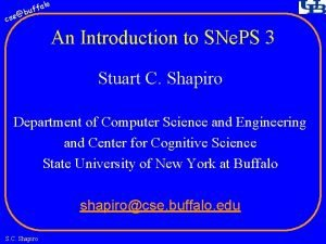 fa buf cse lo An Introduction to SNe