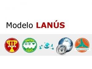 Modelo LANS Modelo Lans Introduccin La Comunidad de