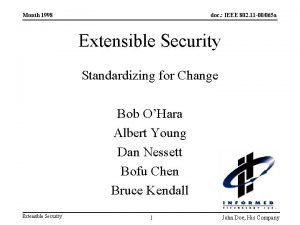 Month 1998 doc IEEE 802 11 00065 a