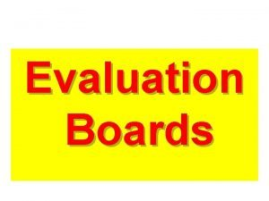 Evaluation Boards AFX Basic Evaluation Boards LowCost ML