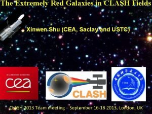 The Extremely Red Galaxies in CLASH Fields The